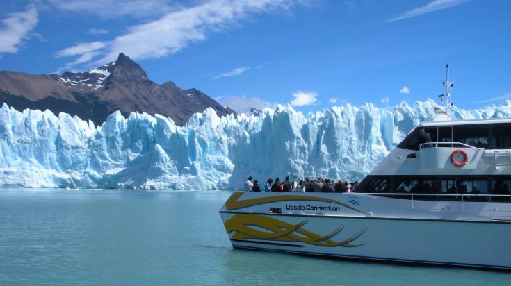 Perito Moreno Glacier tour is considered most impressive of glacier tours.