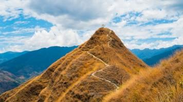 Vilcabamba trek is one of the best Peru treks