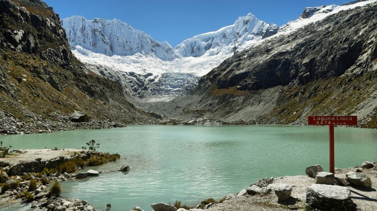 Santa Cruz trek in Peru is one of the best treks available.