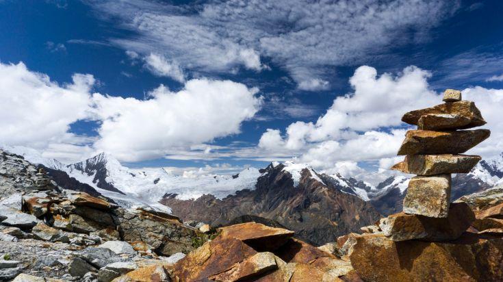 Santa Cruz is one of the best treks in Peru.