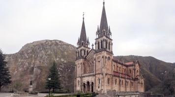 Basilica of Santa Maria in Picos de Europa