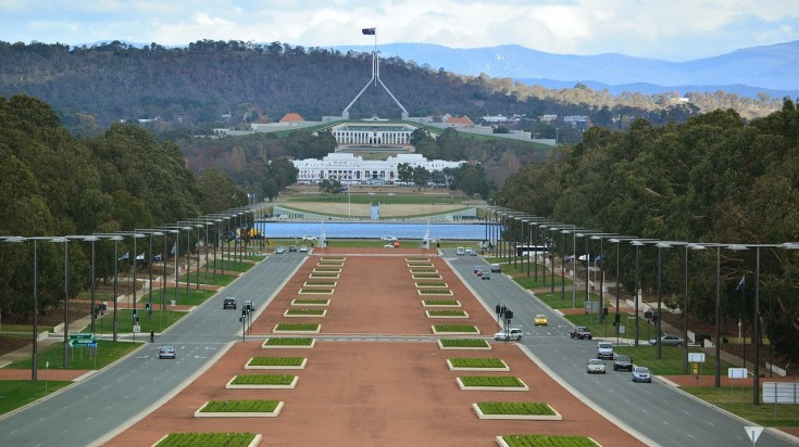 Places to visit in Australia Canberra