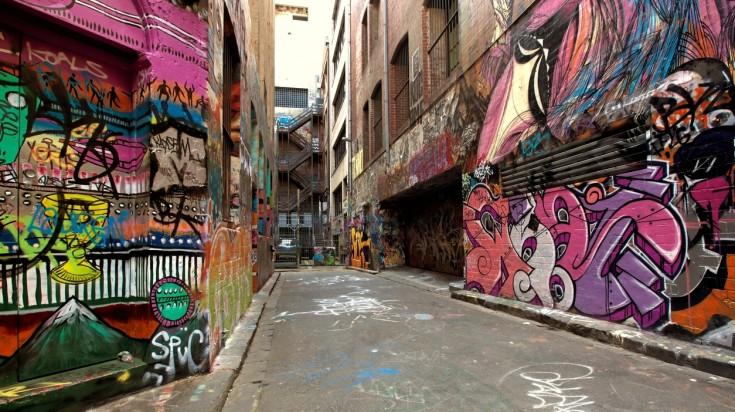 Places to visit in Australia Melbourne