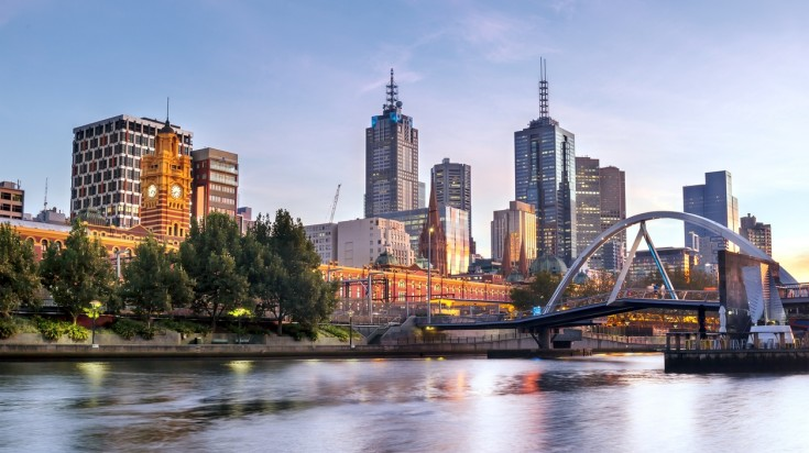 Places to visit in Australia Melbourne city