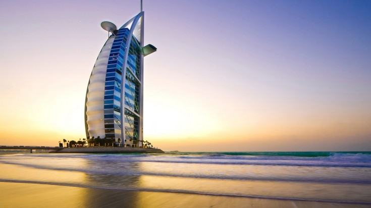 Places to visit in Dubai Burj Al Arab