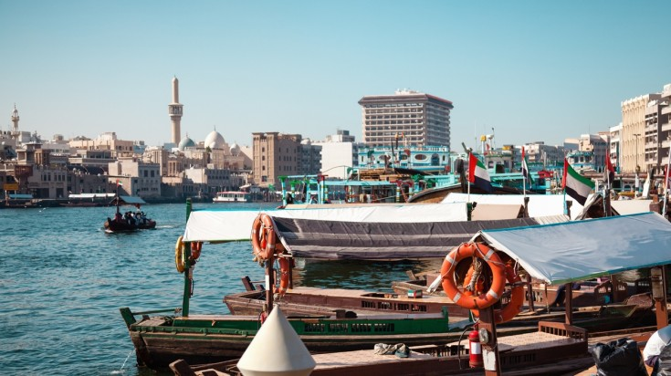 Places to visit in Dubai, The Dubai Creek