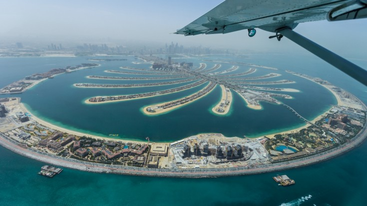 Places to visit in Dubai Palm Jumeirah