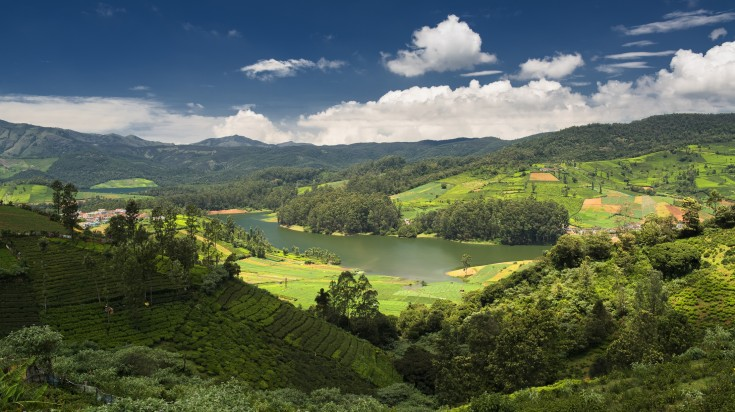 Ooty is a wonderful place to visit in India