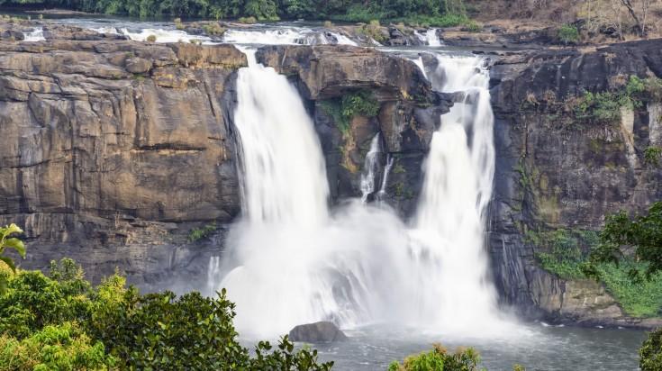 Athirappally in Kerala