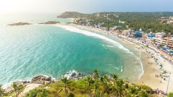 Visit Kovalam when in Kerala