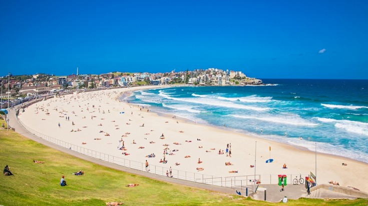 Places to visit in Sydney Bondi beach