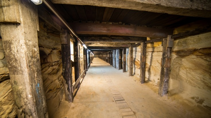 Places to visit in Sydney Cockatoo Island