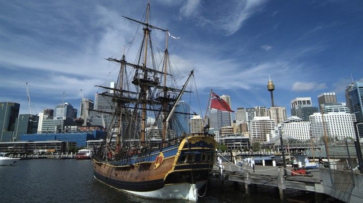Places to visit in Sydney, Martime museum ship