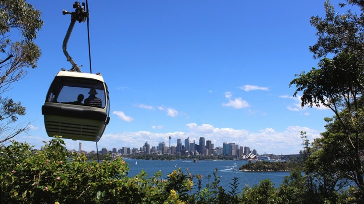 Places to visit in Sydney, Taronga Zoo