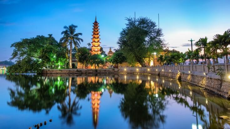 Places to visit in Vietnam Hanoi