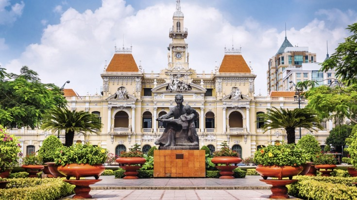 Places to visit in Vietnam, Ho Chi Minh city