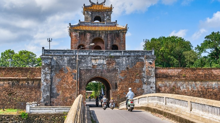Places to visit in Vietnam Hue