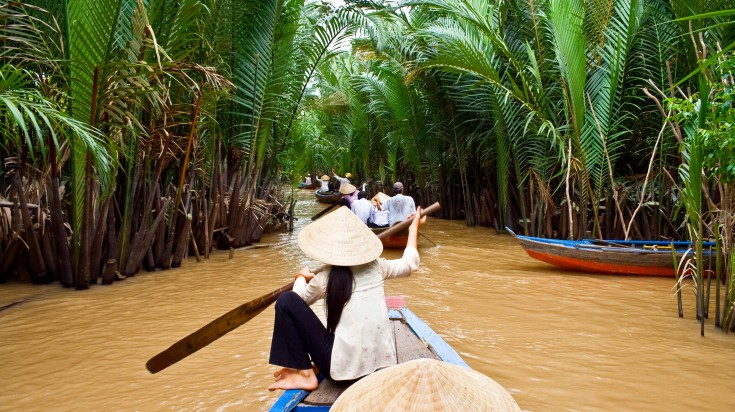 Places to visit in Vietnam Mekong Delta