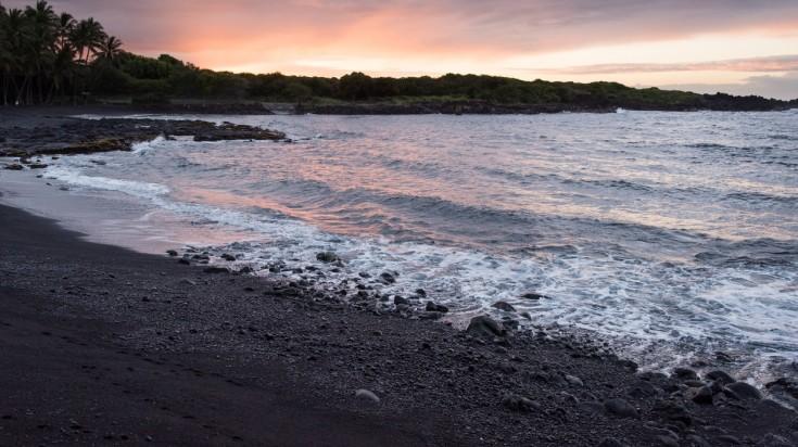 Playa Negra in Costa Rica's Caribbean side.