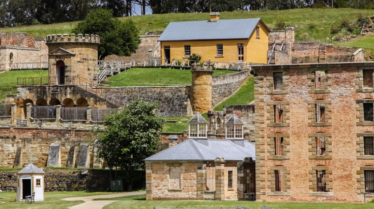 Port Arthur Historical Site is an open-air museum.