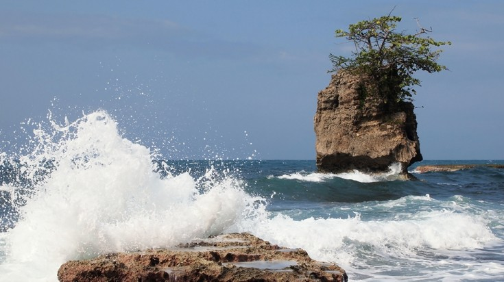 Puerto Viejo, a haven for surfers