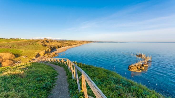 Best beaches in Italy, speaking pf which reminds us of Marina di Vasto, Vas