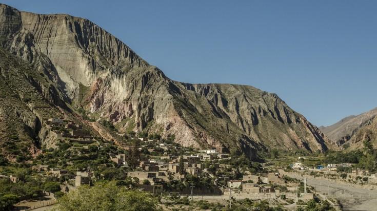 Iruya in Quebrada de Humahuaca