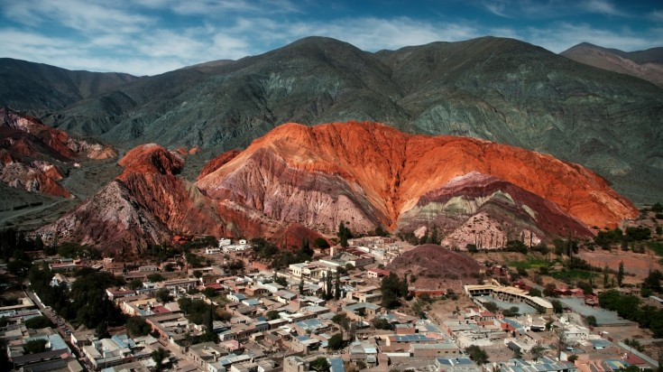 Pumamarca and Quebrada de Humahuaca