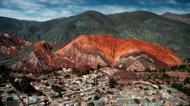 Pumamarca and Quebrada de Humahuaca