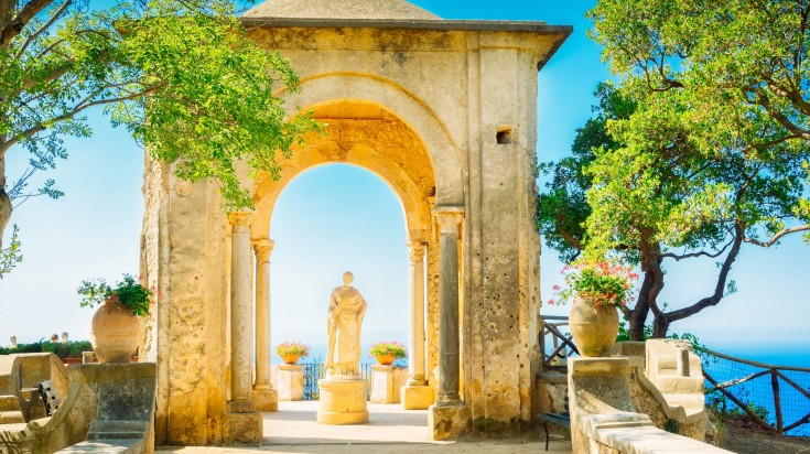 A must-see when in Ravello.
