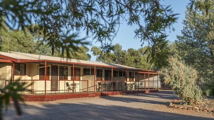 Rawnsley has a wide range of accommodations in the Flinders Ranges.