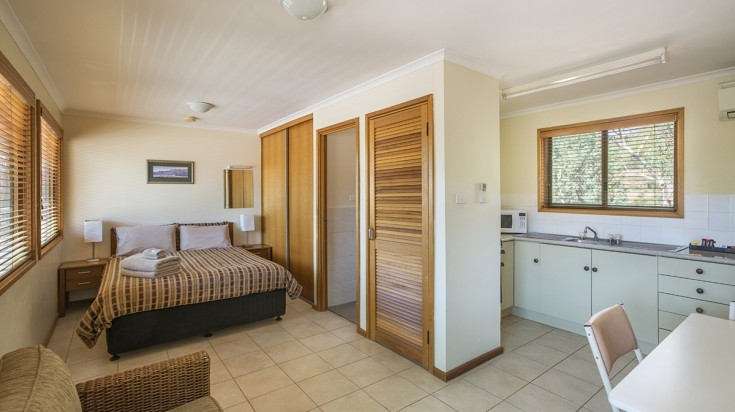 Rawnsley park is one of the budget accommodations in Flinders Ranges.