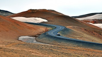 Rent a car in Iceland to move around at your own pace