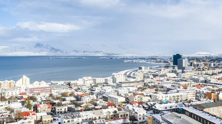 Reykjavík, the capital and largest city of Iceland