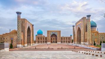 Silk Road Trip in Uzbekistan