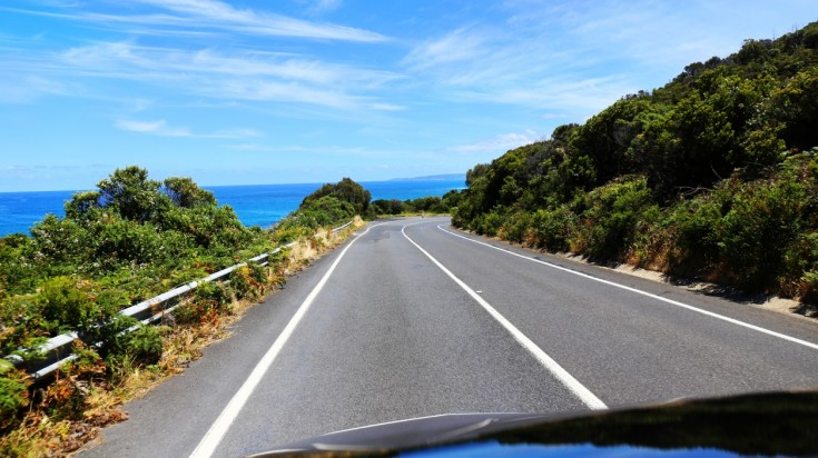Taking a road trip is a fun thing to do in australia
