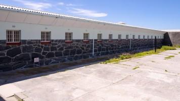 Robben Island Prison Courtyard