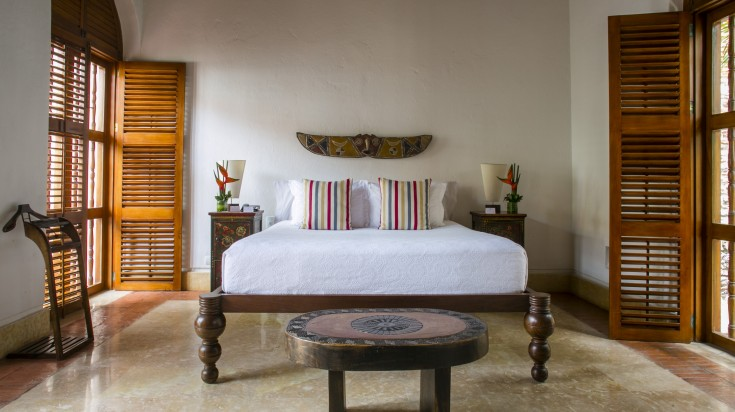 One of the best hotels in Colombia is Hotel Quadrifolio