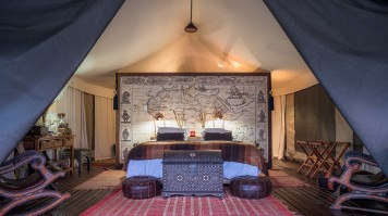 Kuganha Luxury Camp at Inverdoorn