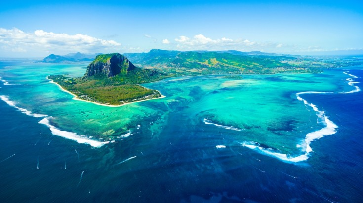 Mauritius is one of the safest countries in the world to visit