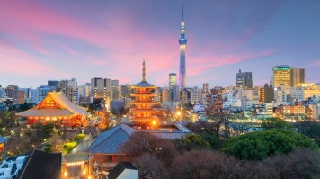 Japan is one of the safest countries to visit in the world