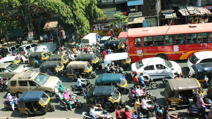 Transportation safety in India
