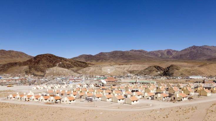 San Antonio de Los Cobres in Salta