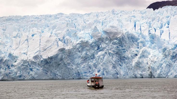 San Rafael Glacier Tour