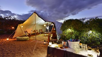Sanbona Explorer Camp for Safari