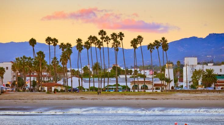 A coastal city in USA, Santa Barbara is a popular choice among travelers.