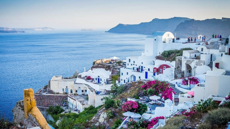 If you adore sublime romantic sunsets, Santorini is a must-see destination