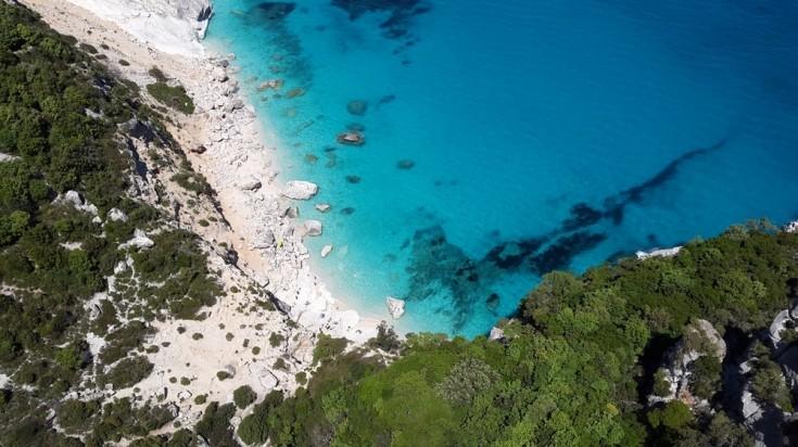Hiking in Italy via Selvaggio Blu, Sardinia