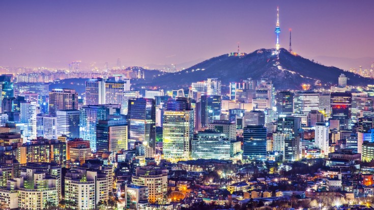 Seoul is one of the fastest growing city destinations in Asia
