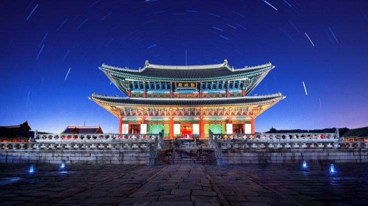 Visit Seoul in South Korea and enjoy the mixes of old and new places